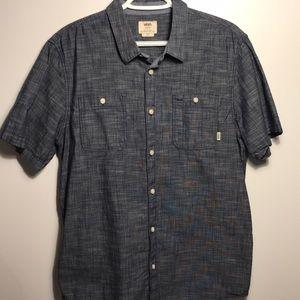 Vans Shirts - Vans denim shirt